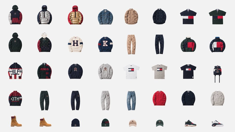 24a83157b A CLOSER LOOK AT THE KITH X TOMMY HILFIGER COLLECTION — The Sole Truth