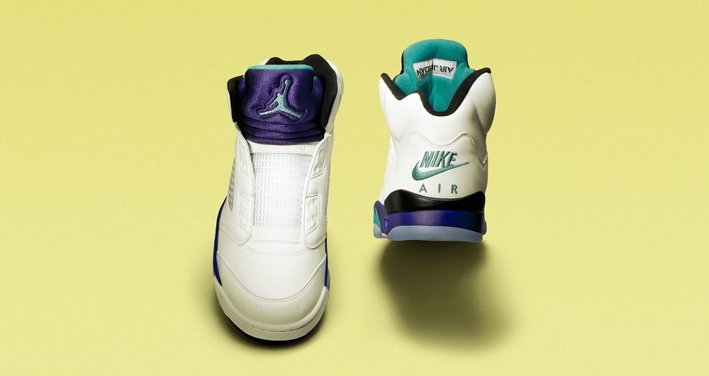 sports shoes d6c8c 0cb22 behind-the-design-air-jordan-v-fresh-prince-