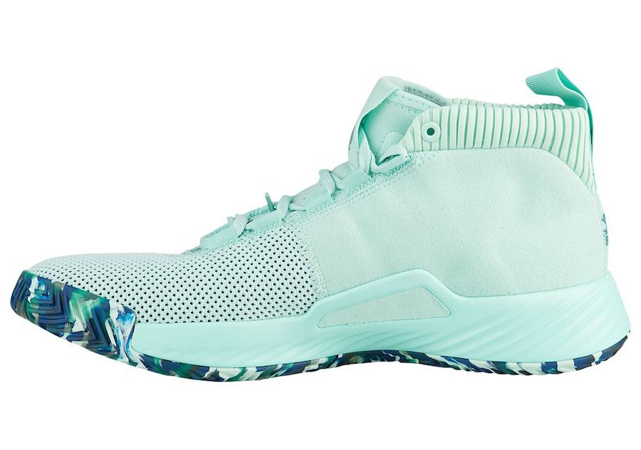 low priced 00182 2e3f8 adidas-Dame-5-Mint-Green-1.jpg