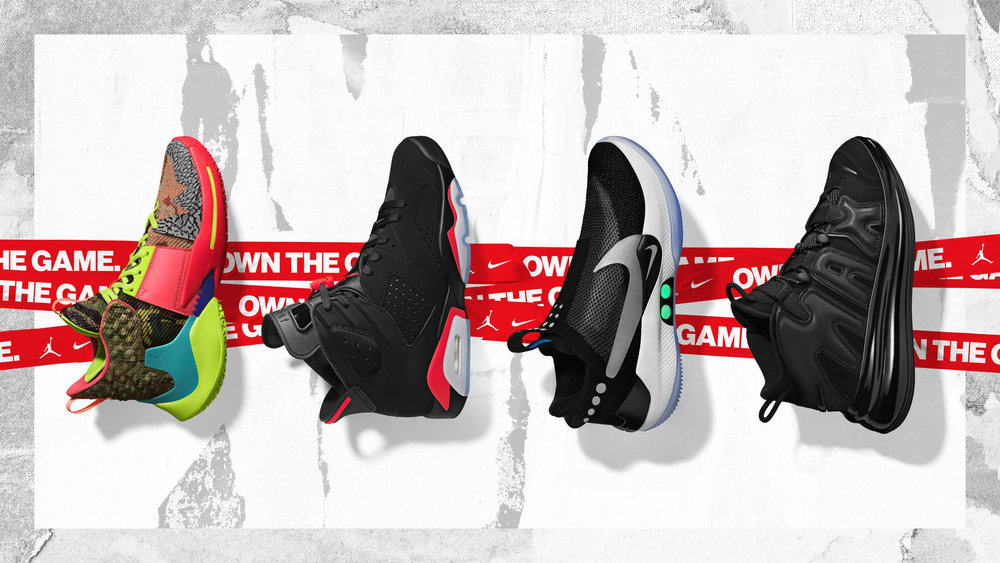 new product 5499b 6453c Nike and Jordan Brand s 2019 NBA All-Star Collection