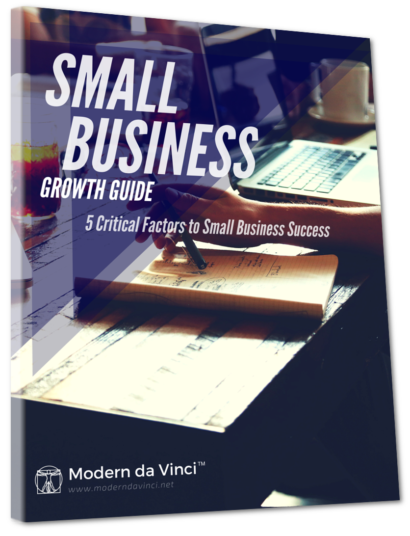 Small Business Growth Guide: 5 Critical Factors to Small Business Success