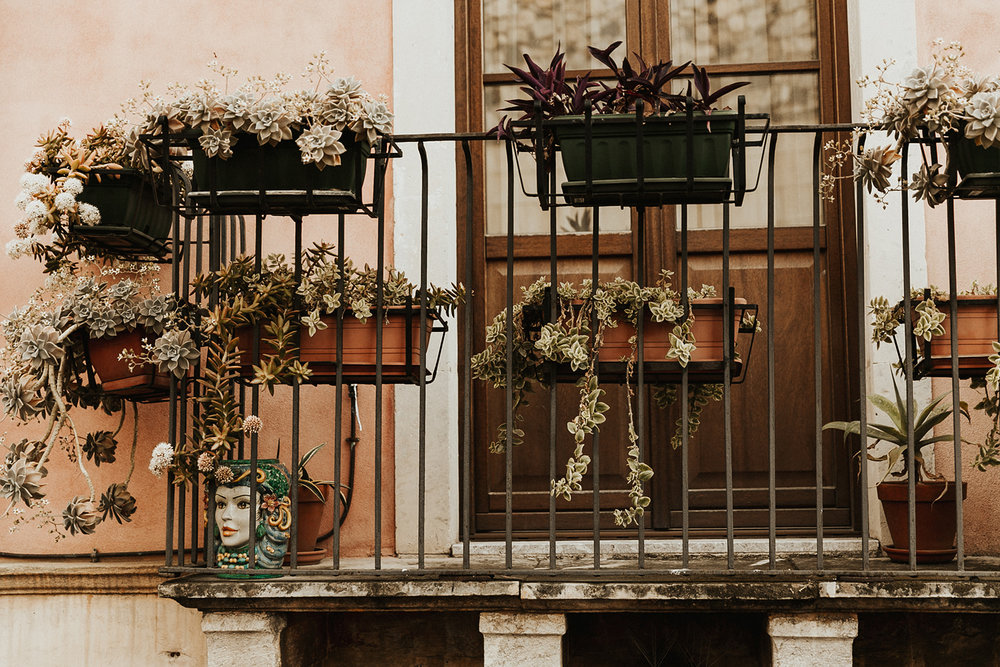 Tauromina Italy Sicily