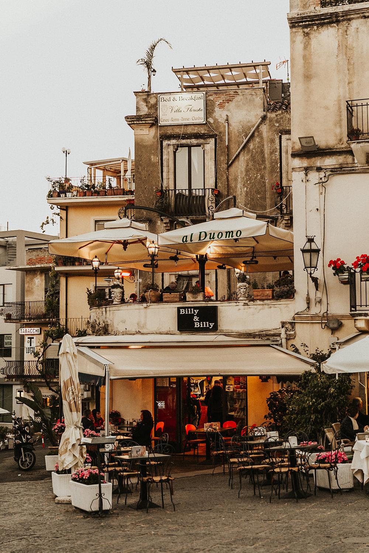 Tauromina Sicily Italy