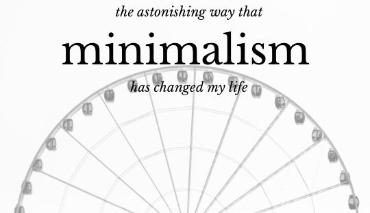 robineylea - anxiety and minimalism