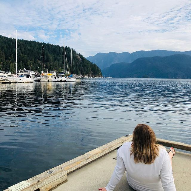 missing the ocean today 😍 . . . #oceangirl #deepcove #yvr #liveauthentic #livefolk #keepitwild #makeyousmilestyle #lifestyle #thatsdarling #photosinbetween #pursuepretty  #thehappynow #flashesofdelight #howyouglow #nothingisordinary #colorventures #happy #visualcrush #bloggervibes #adventureisoutthere #livethelittlethings #vsco #vscocam #abmhappylife