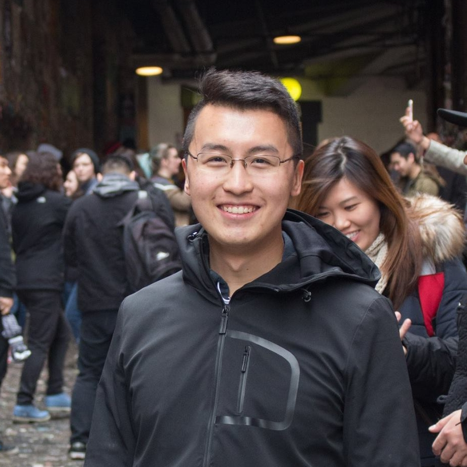 Calvin Ling, Treasurer     MS&E BS '16
