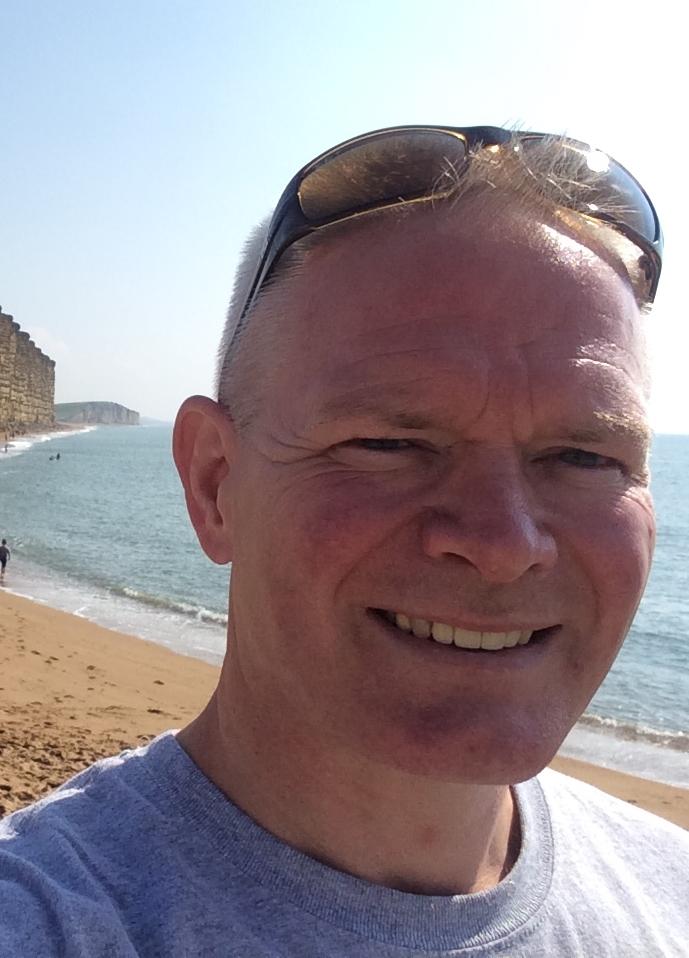 STEVE EDNEY CHAIRMAN OF BASINGSTOKE GANG SHOW