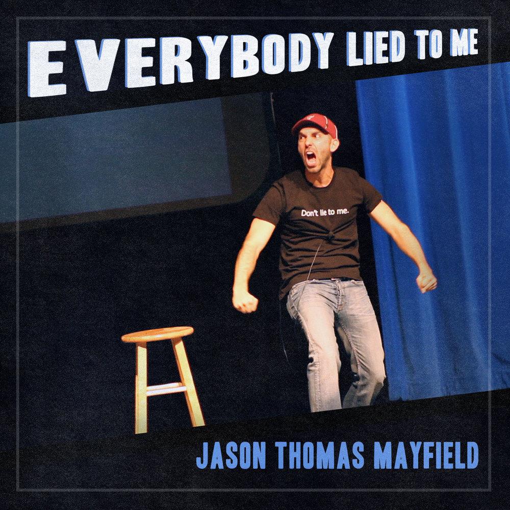 Jason Mayfield album cover art
