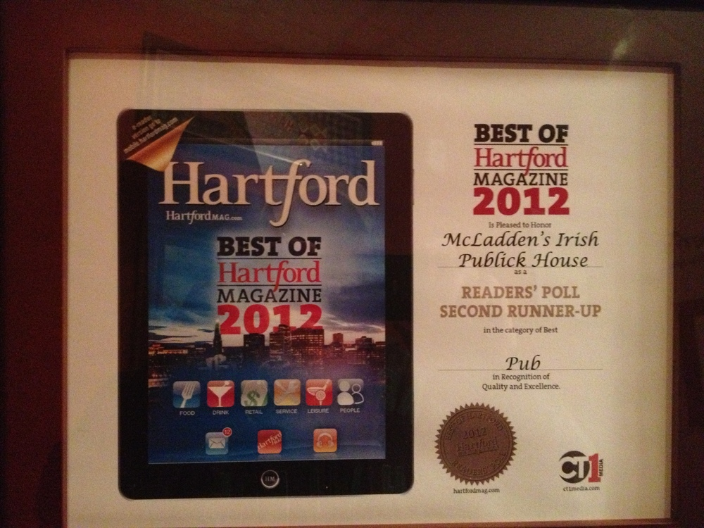 Hartford Magazine Best Of Readers Poll