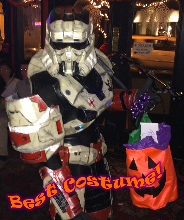 Best Costume, McLadden's Northampton