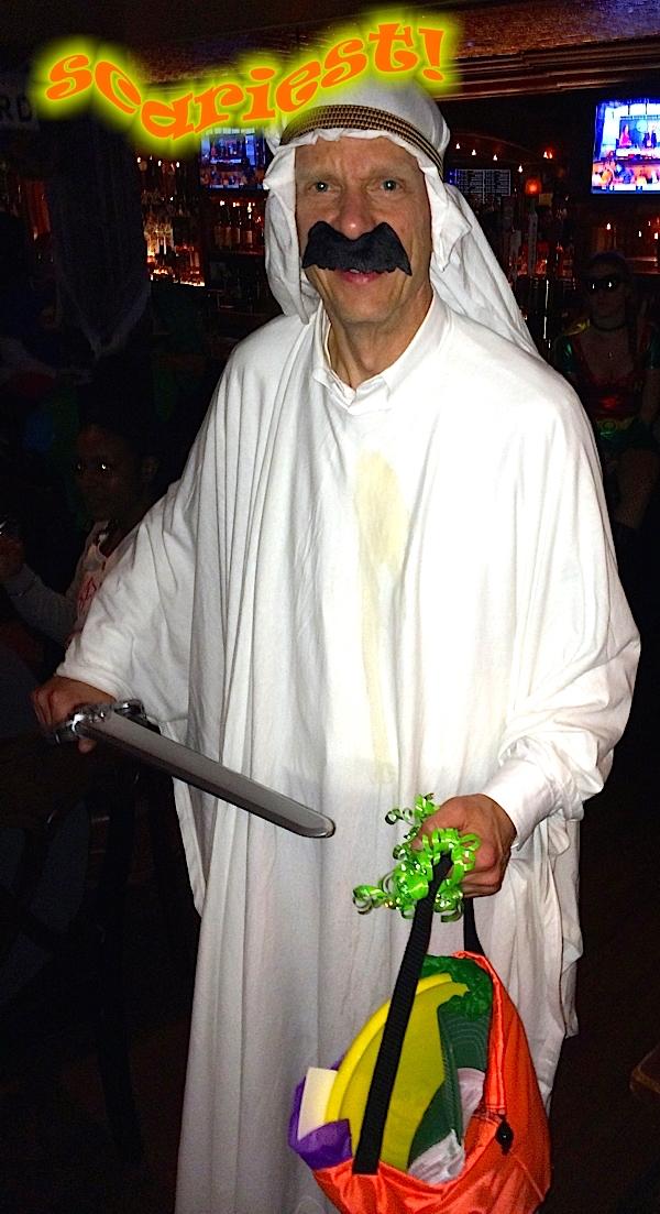 Scariest Costume, McLadden's Simsbury
