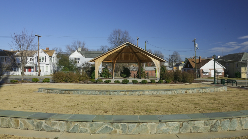 Hunter Family Amphitheater