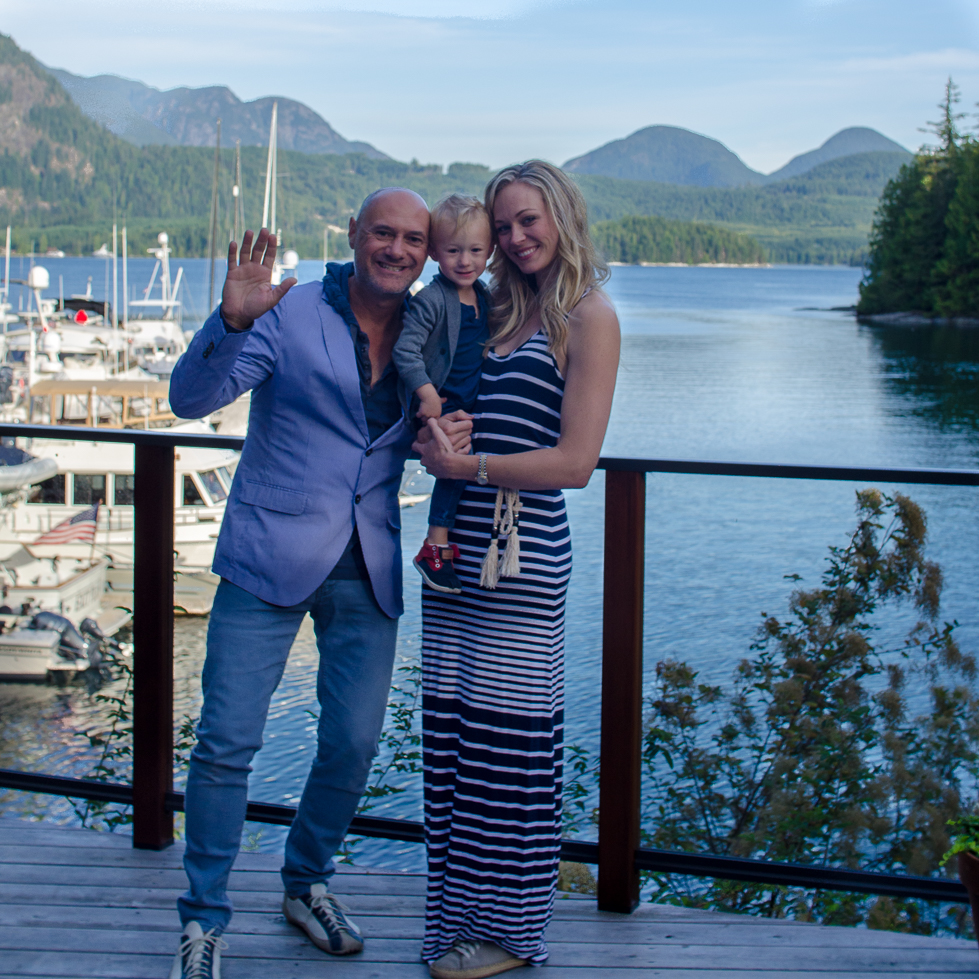 Desolation Sound, Dinner at Dent Island Lodge // {by Totes and the City}
