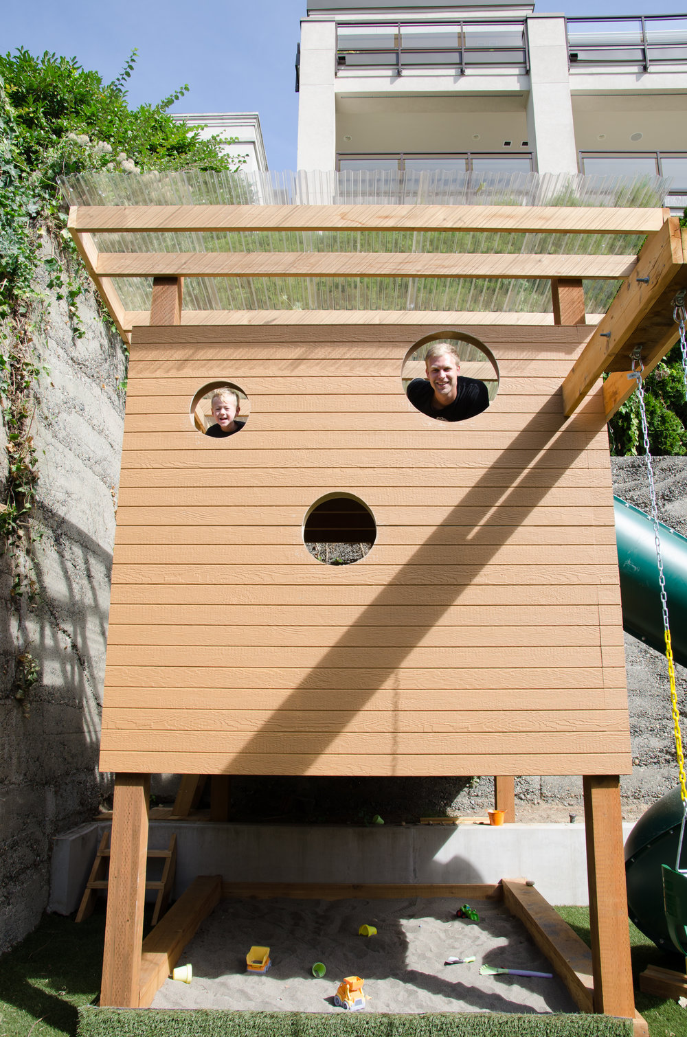 Project Playhouse by Totes and the City | Blog Post