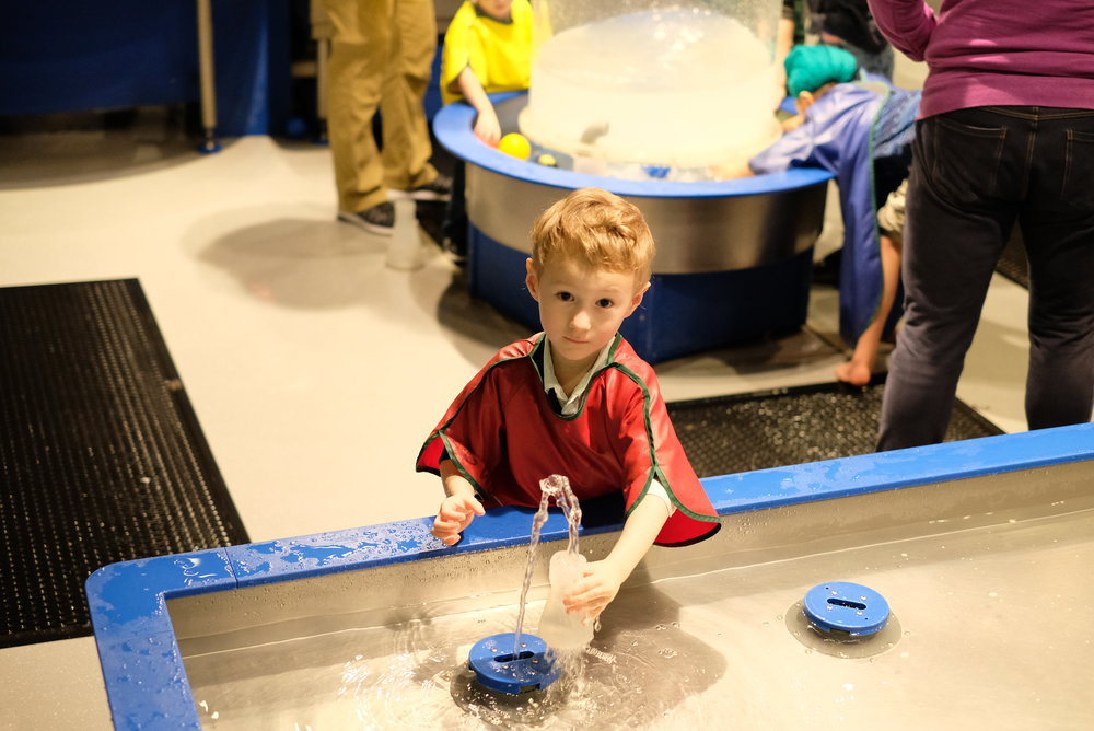 OMSI (Oregon Museum of Science and Industry) in Portland | Birthday Getaway | by Totes and the City
