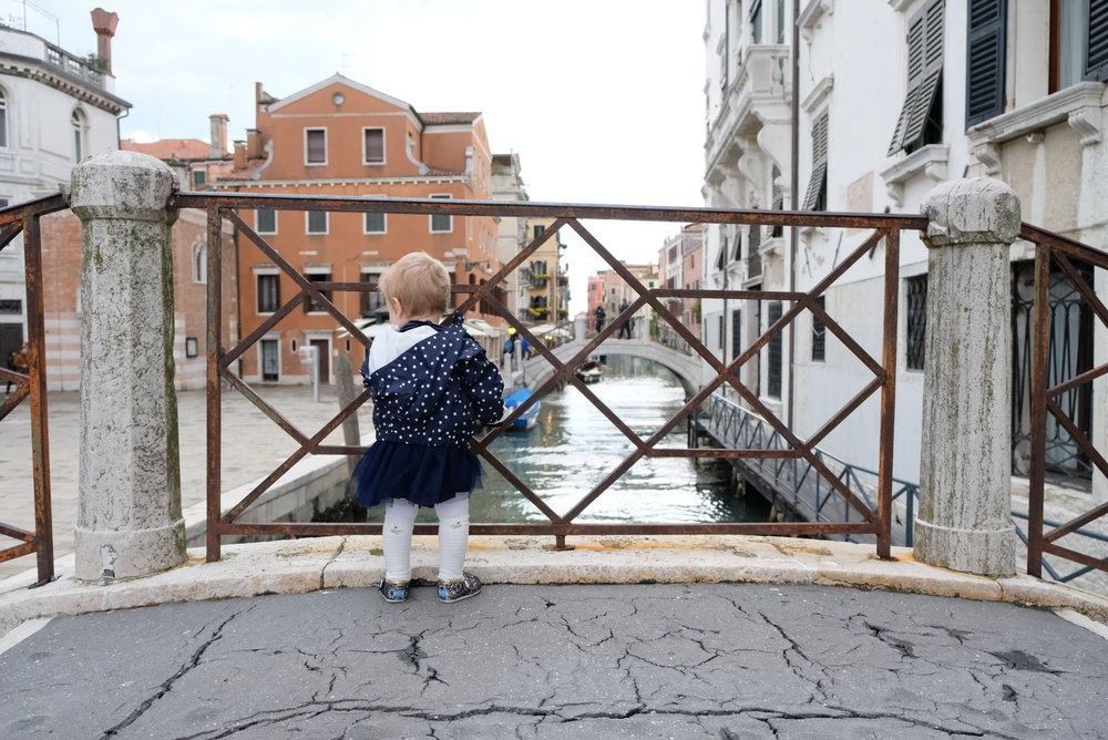 Dosoduro | Canals of Venice, Italy | Venice with Kids | blog post by Totes and the City