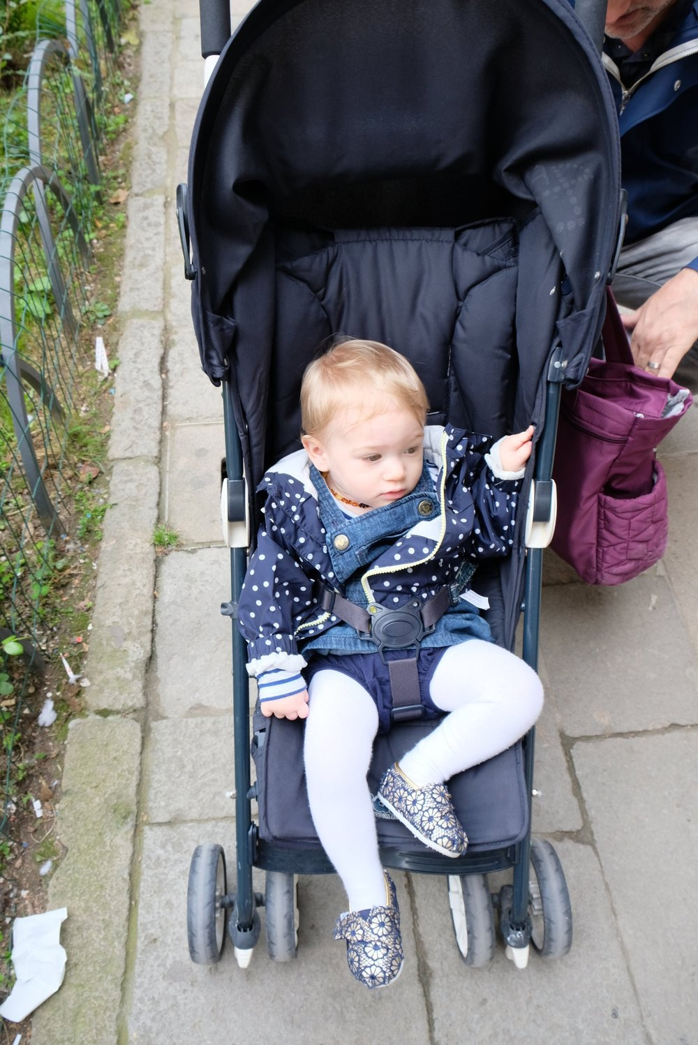 Stroller | Venice with Kids | Blog post by Totes and the City
