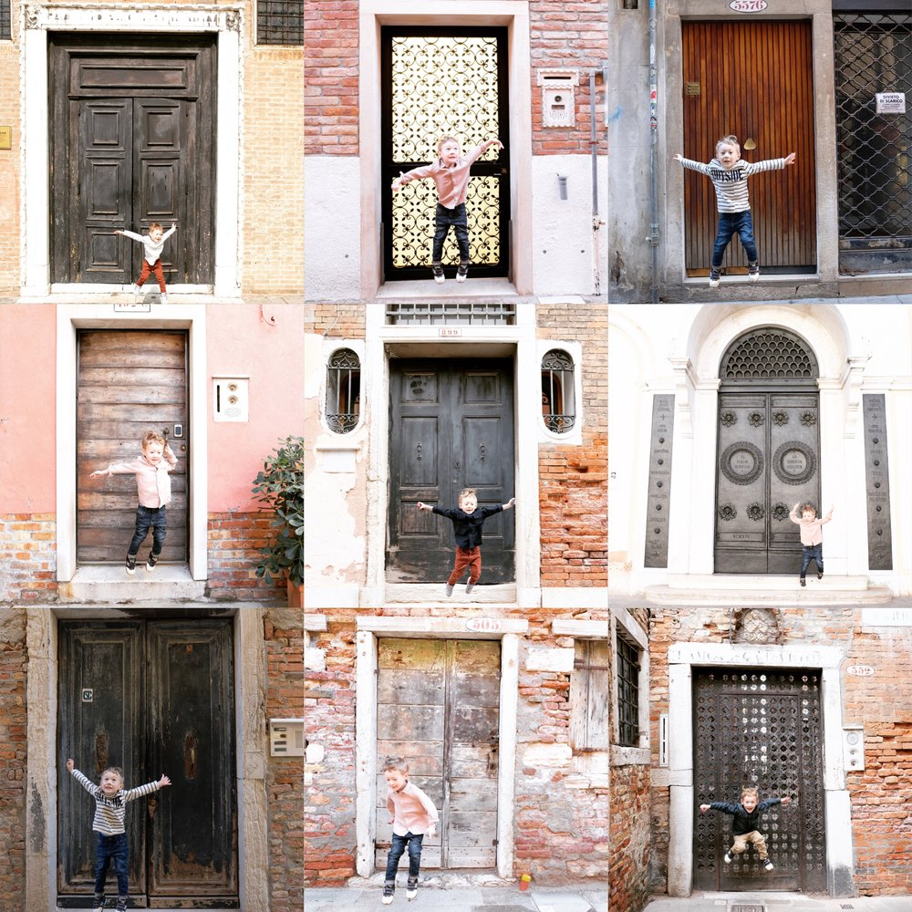 Doors of Venice, Italy | Venice with Kids | Blog post by Totes and the City