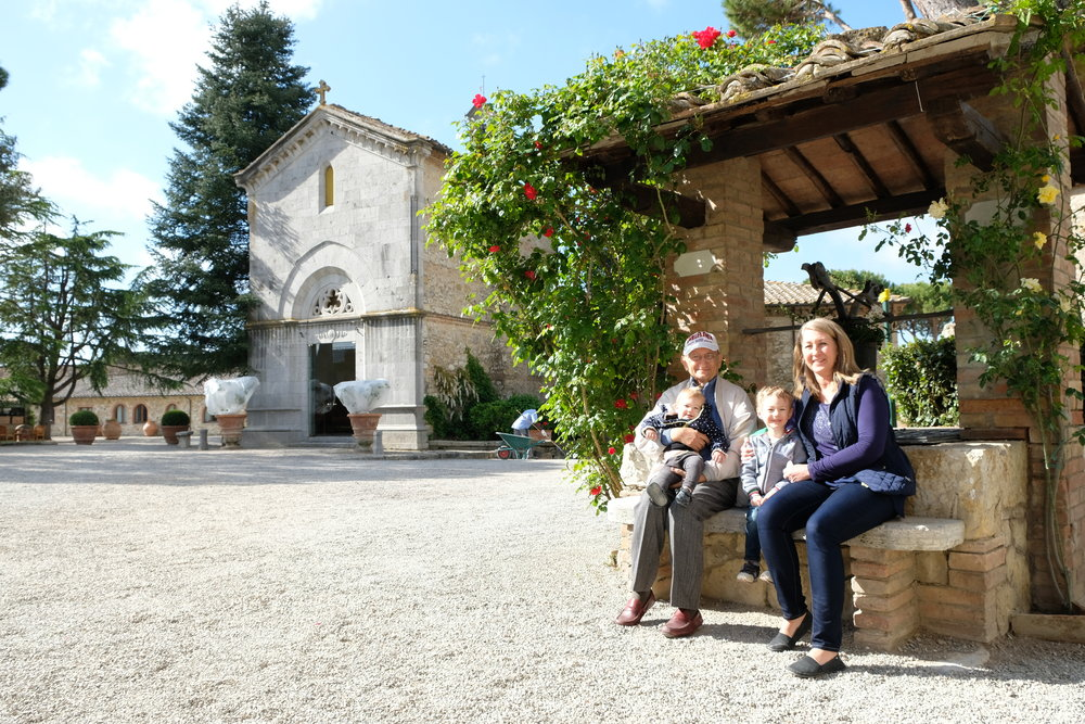Borgo San Felice | Italy with Kids | Blog Post by Totes and the City