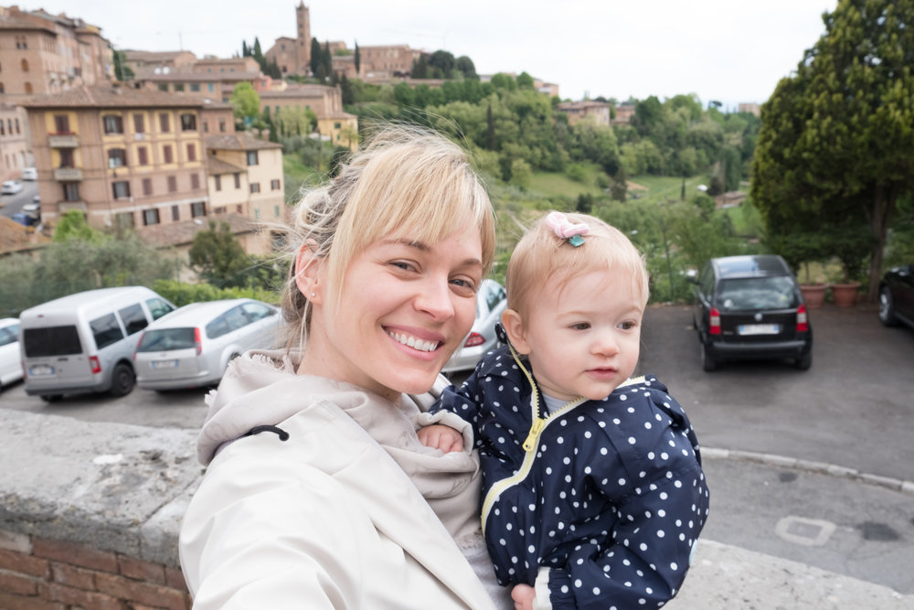 Siena, Italy | Italy with Kids | Blog Post by Totes and the City