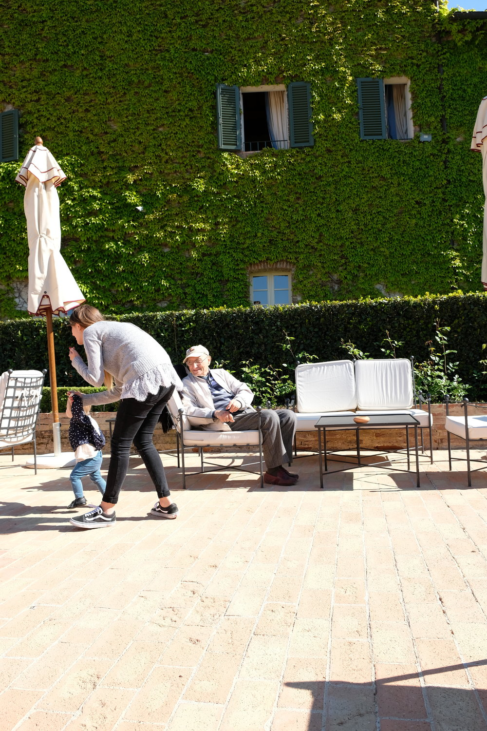 Borgo San Felice | Italy with Kids | by Totes and the City | Blog Post