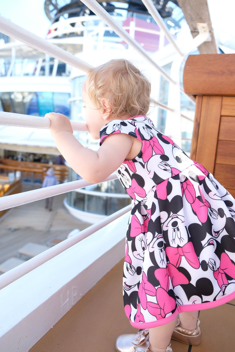 Minnie Mouse Style onboard the Disney Wonder | Our Disney Cruise to Alaska | Your Guide to Cruising with Disney Cruise Lines by Totes and the City