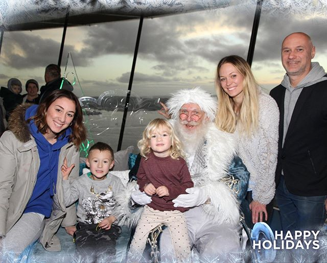 We found Santa at the Needle this year! Merry Christmas and happy holidays to everyone from us all!