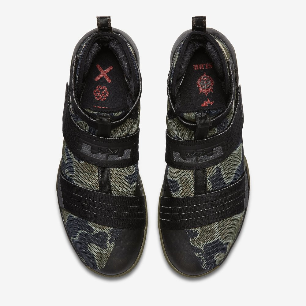 b7b24a2853f0 nike lebron soldier 10 id release date  direction from erick goto color  design by micah kassell photos by nike