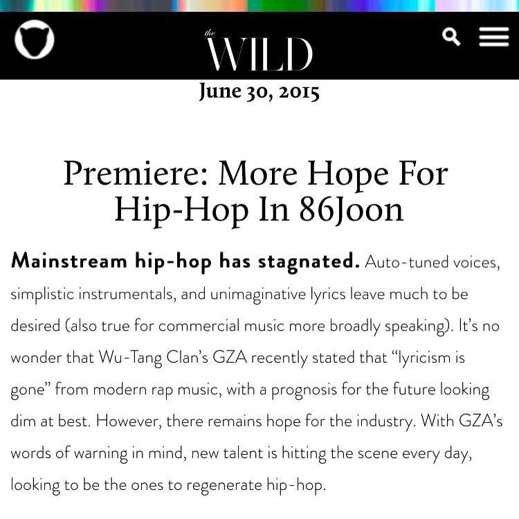 http://thewildmagazine.com/blog/86-joon-crazy-premiere/