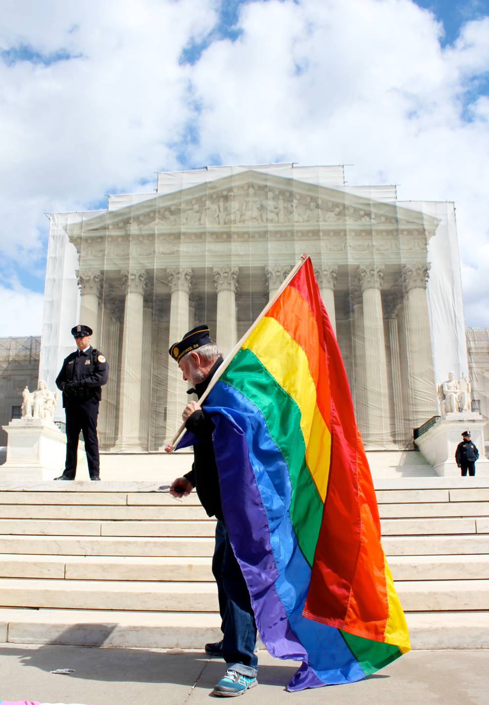 "U.S. Supreme Court rules ""Defense of Marriage Act"" (DOMA) as unconstitutional, June 2013"
