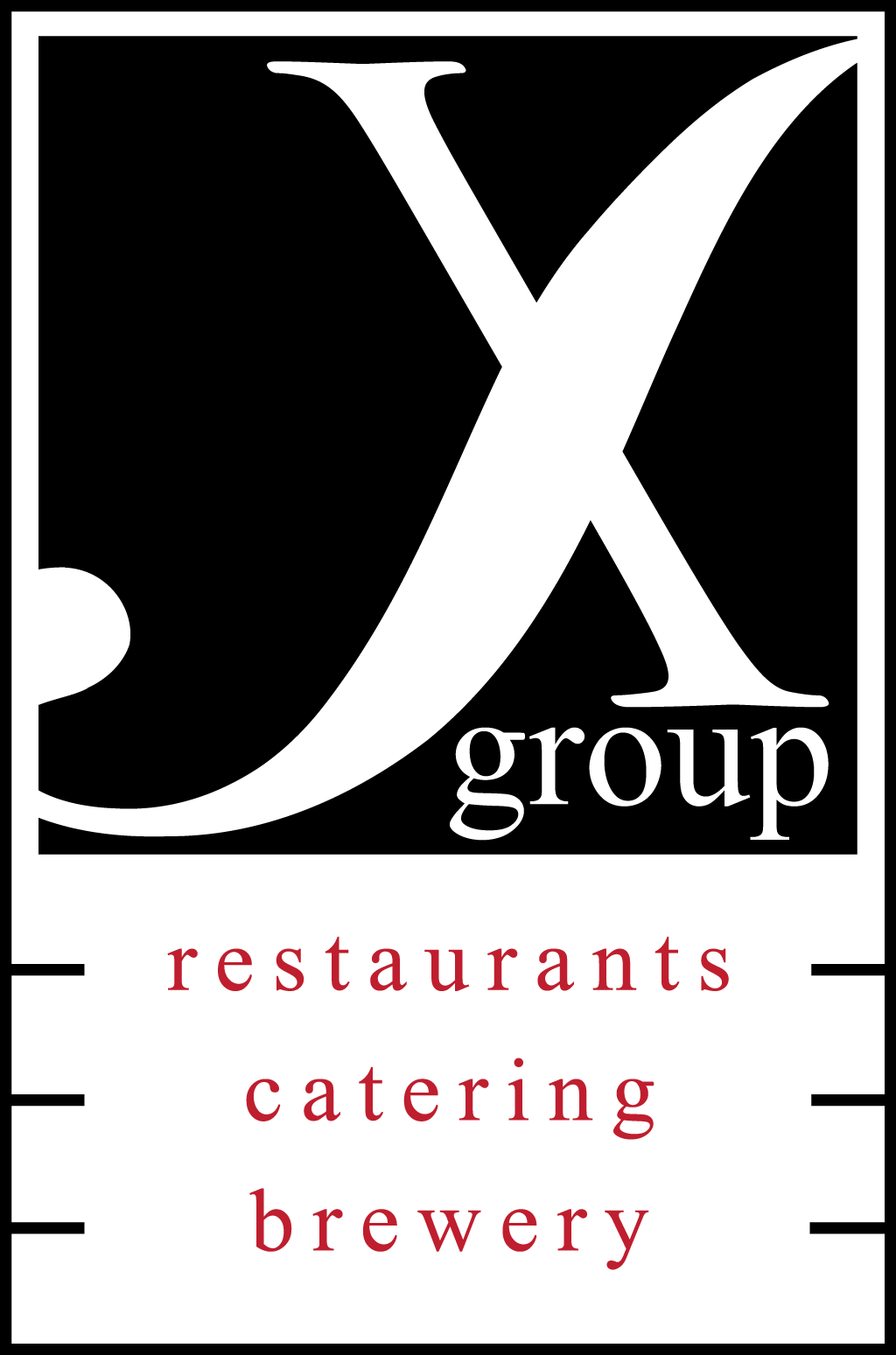 X Group Restaurants, Catering & Brewery