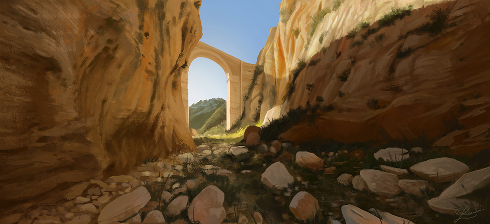 Done for the Virtual Plein Air group