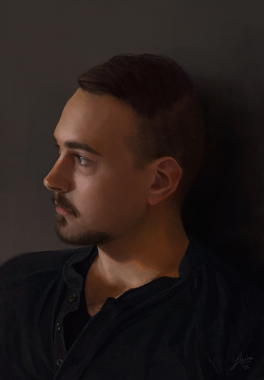 Leesha-Hannigan-Noah-Portrait