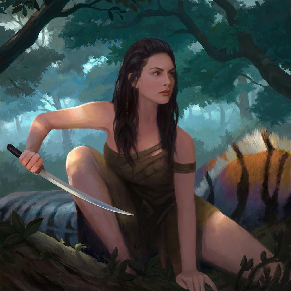 Leesha-Hannigan-Survival-Instincts