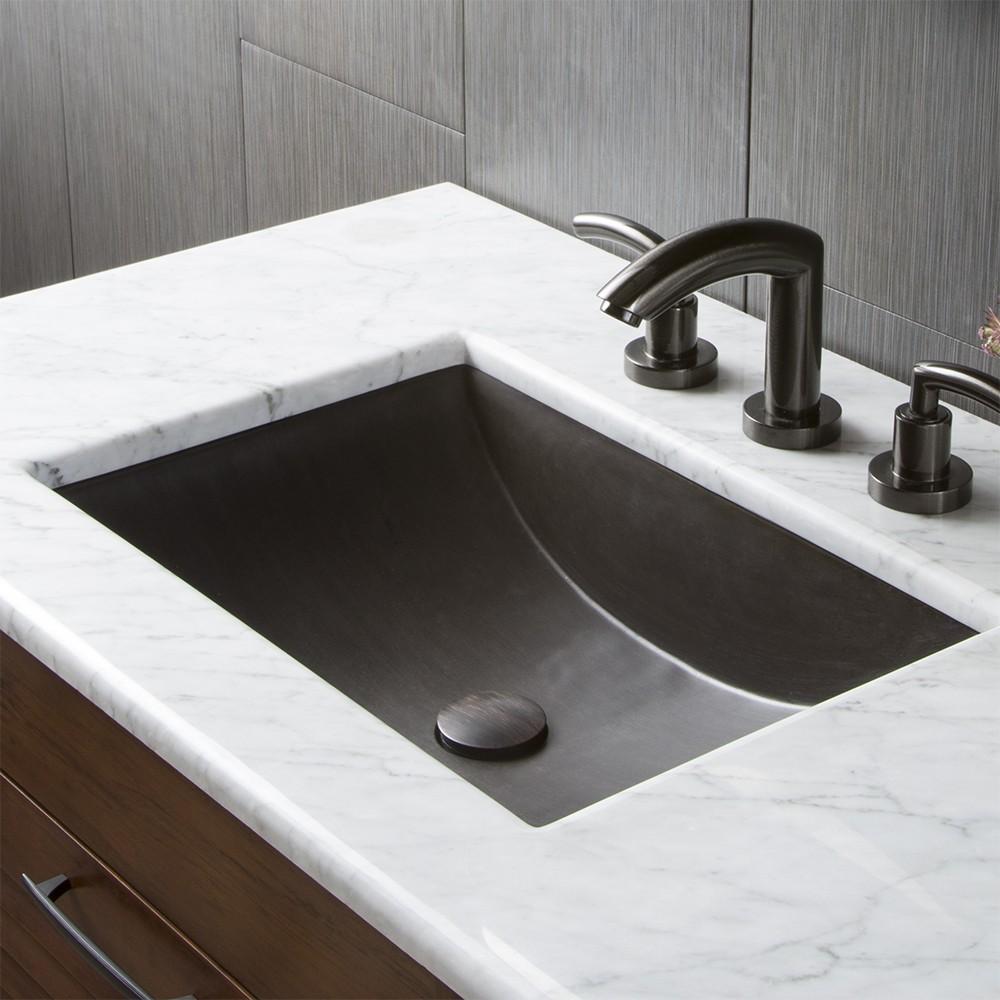American Standard Studio Undermount Sink — Plumbing Schedule