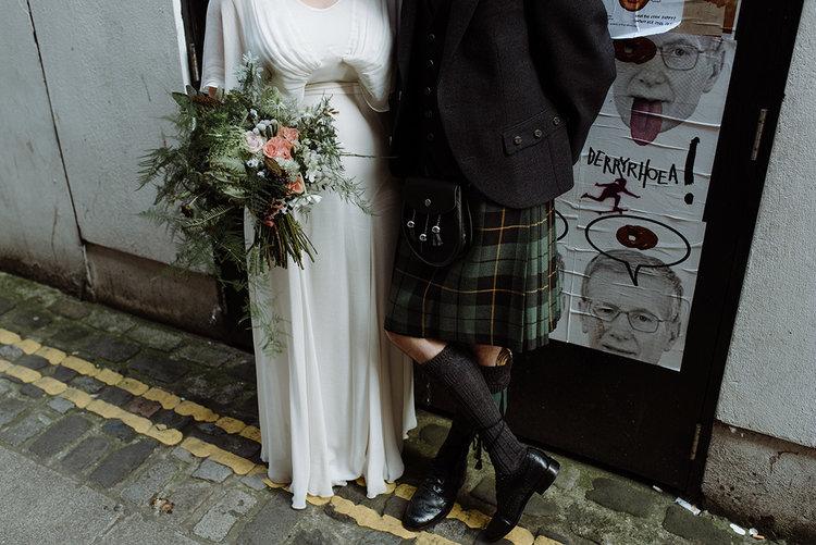 LORNA + SIMON - Belfast Wedding