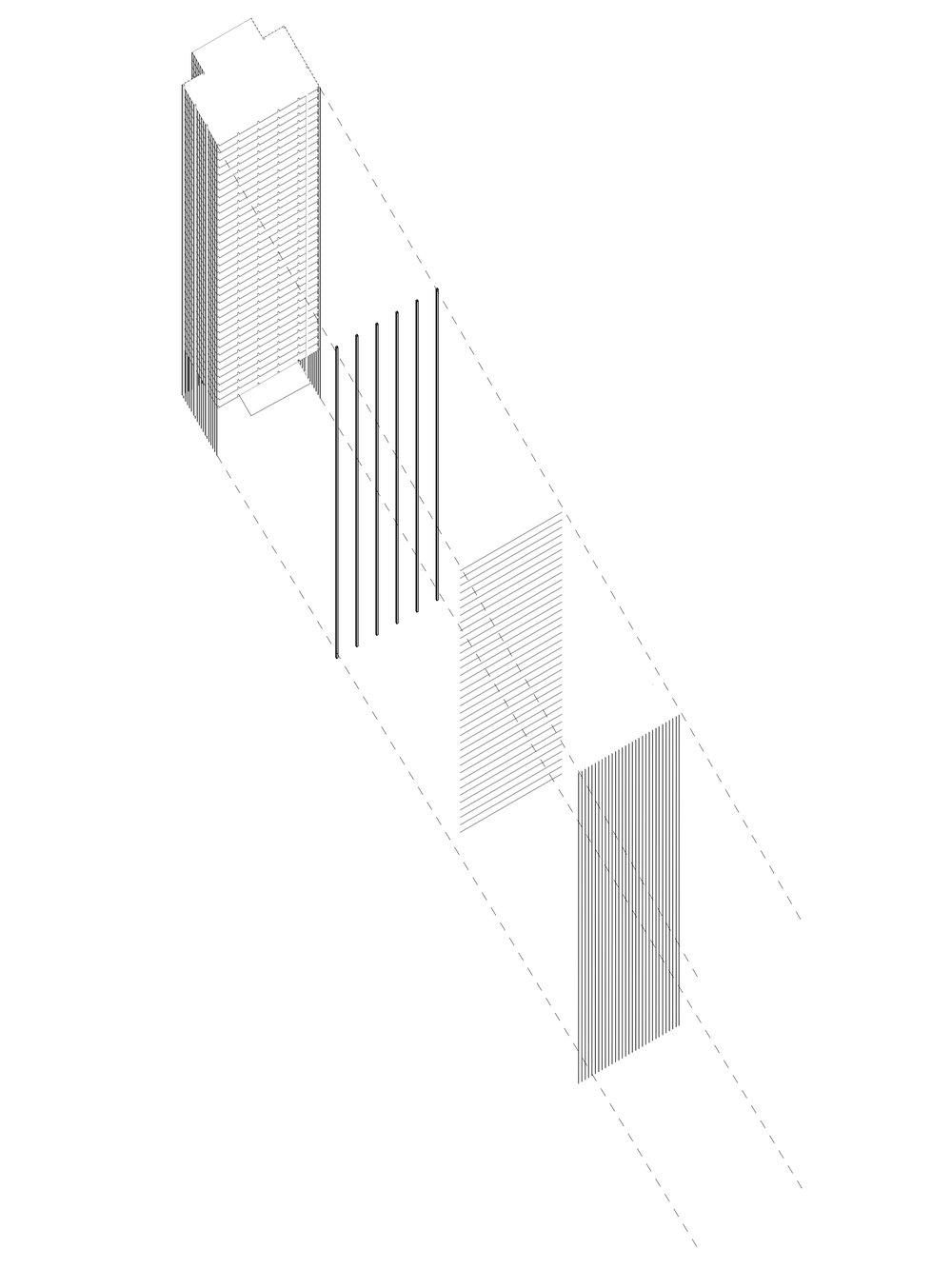 Axon of Facade Seagram.jpg