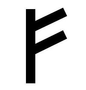 The Fehu rune