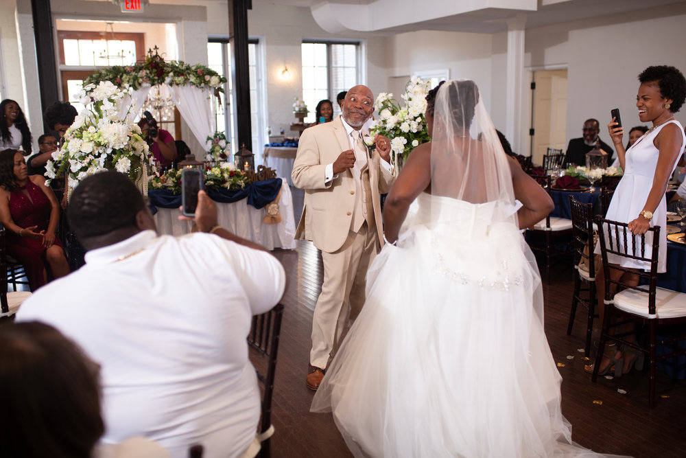 Tamika & Boochie, Historic Post Office Wedding