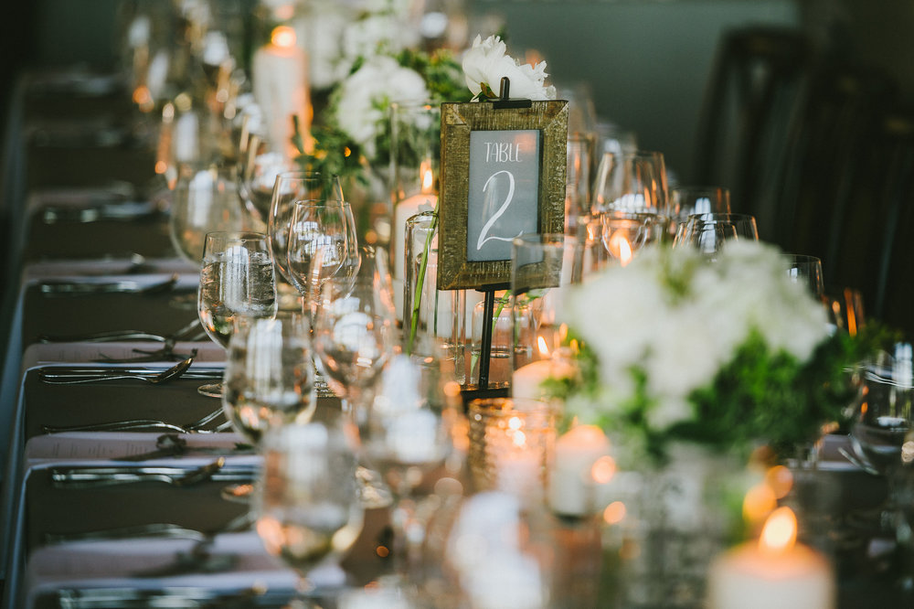katie and dan wedding | jennifer bianca calligraphy | divine weddings (planning), stonehouse creative (florals), kamp photography