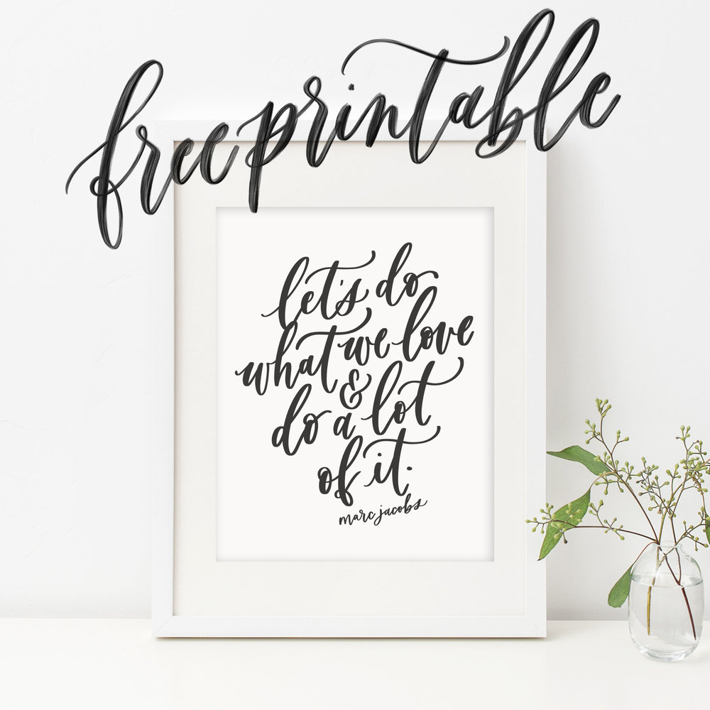 free printable from jenniferbianca.com