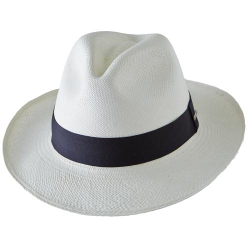 073159084 Panama Hat White Fedora Men/Women