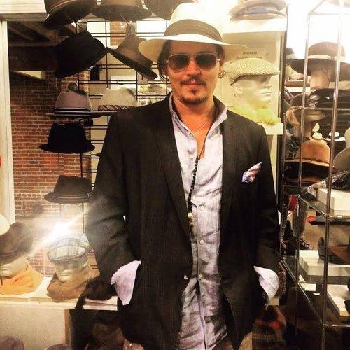 Montecristi Fedora (Johnny Depp s Choice) 783ef2bc496