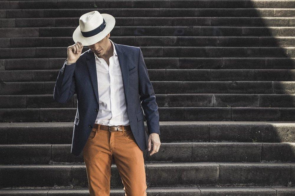Panama Hats - Men and Women fedoras , sporting , fashion hats