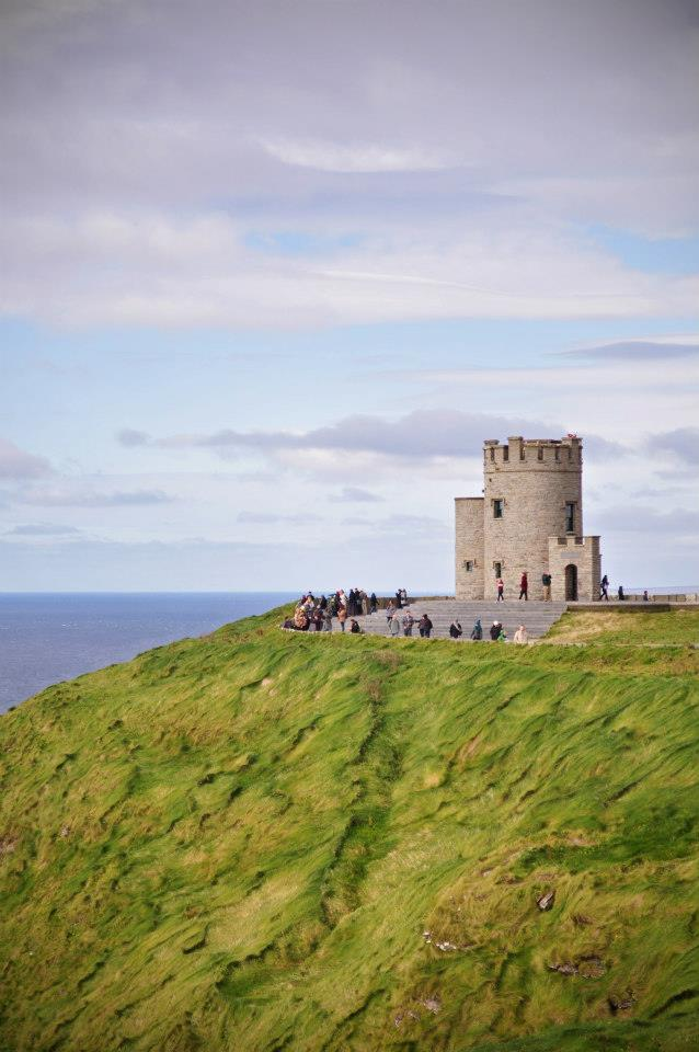 O'Brien's Tower, Cliffs of Moher