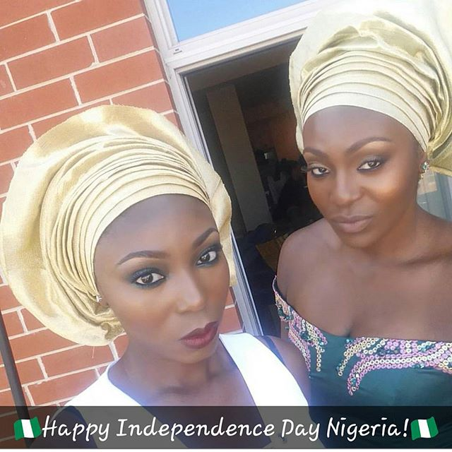🇳🇬 The Co-founders of @Khojowoman are proud Nigerians and wanted to say Happy Independence Day Nigeria!!! @bosanni @olayinkasanni #NubianQueens  #nigeria #lagos #naijamade #onelove #greenwhitegreen #nigeriaindependenceday 🇳🇬