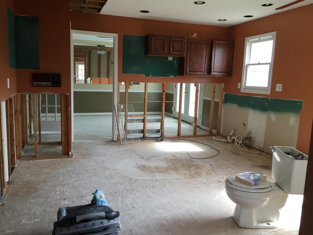 springlake reno kitchen update