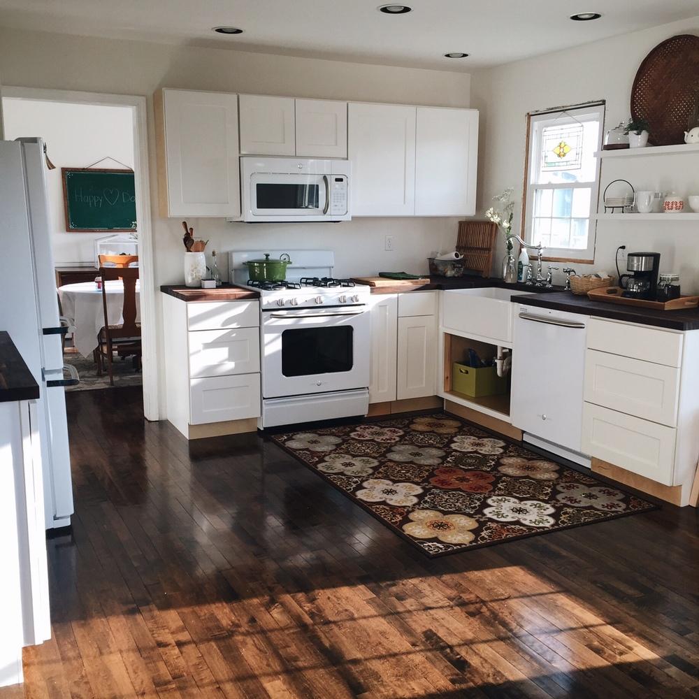 Update Kitchen A Springlake Reno Kitchen Update Rachel At Home