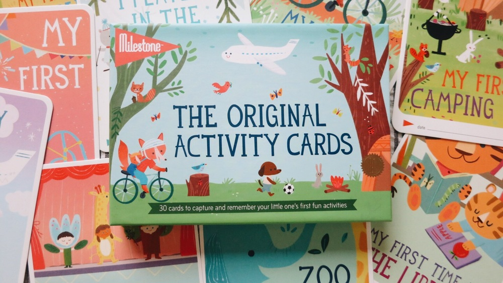 activity cards // rachelathomeblog.com