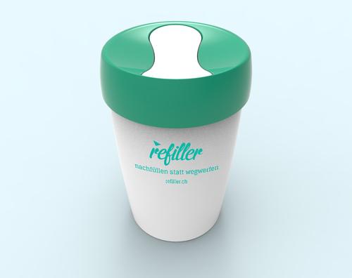 Refiller Cup